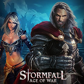 Stormfall: Age of War Screenshot 1